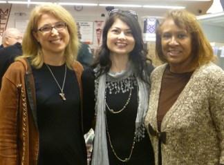 Diane Turnshek, Heidi Ruby Miller, K. Ceres Wright