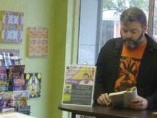 Matt Betts reading