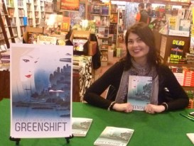 Greenshift was our best seller!