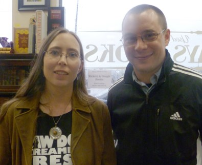 Jennifer Barnes, Chris Stout