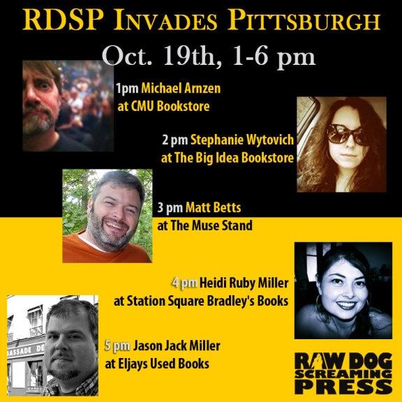 RDSP Invades Pittsburgh