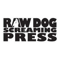 Raw Dog Screaming Press text-based logo