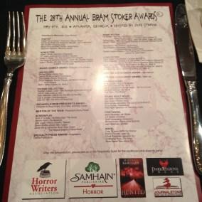 The awards program