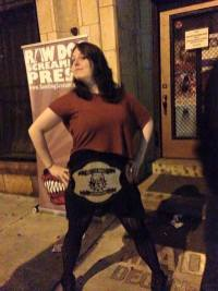 Stephanie is the new champ
