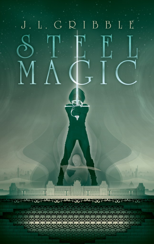 Steel Magic cover by Bradly Sharp
