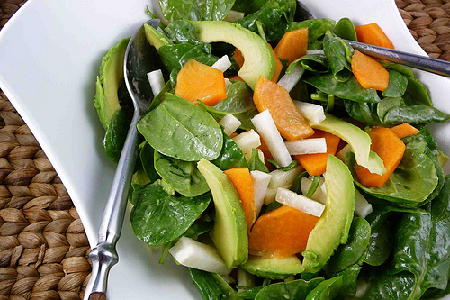 Do People on Raw Foods Eat Only Salad?