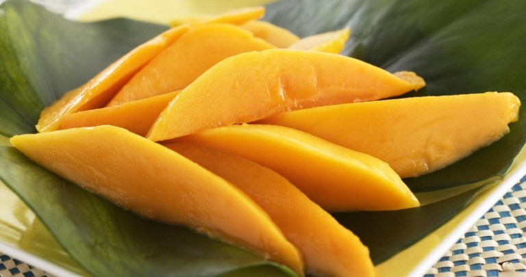 Sweet and Spicy Mango Sauce