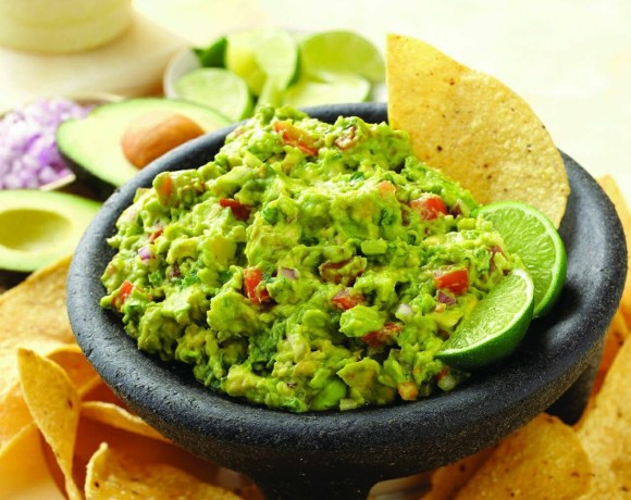Quick & Easy Guacamole