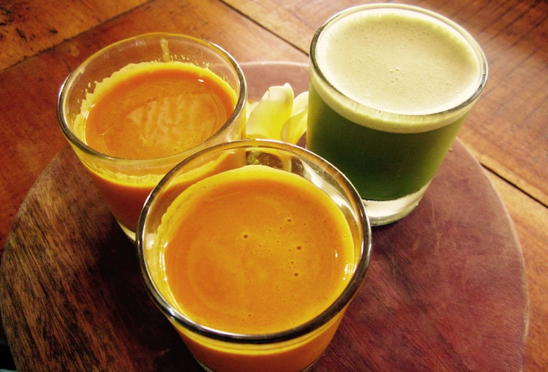 turmeric-wheatgrass-shot