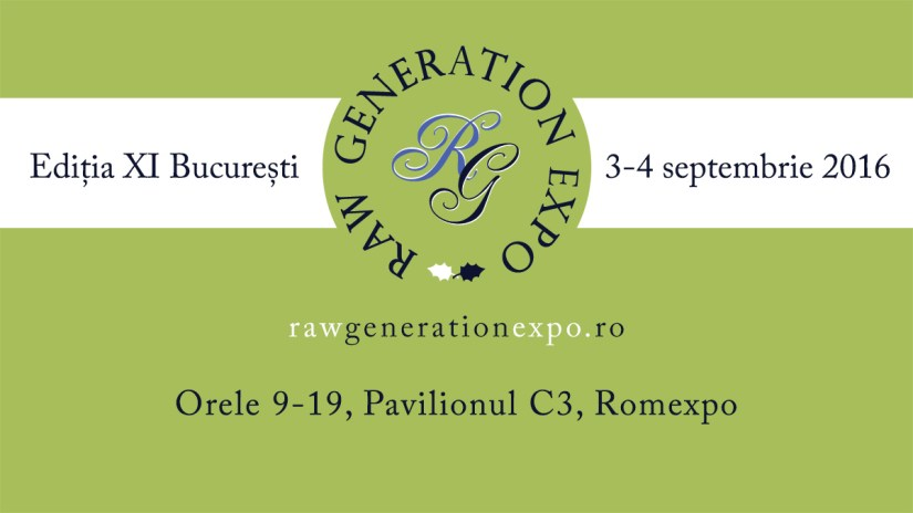 Raw Generation Expo Editia XI
