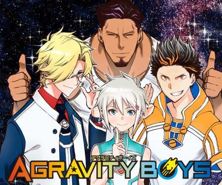 Agravity Boys
