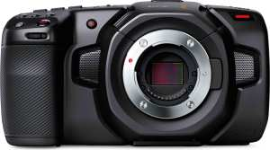Rawlite OLPF Blackmagic Pocket Cinema Camera 4K