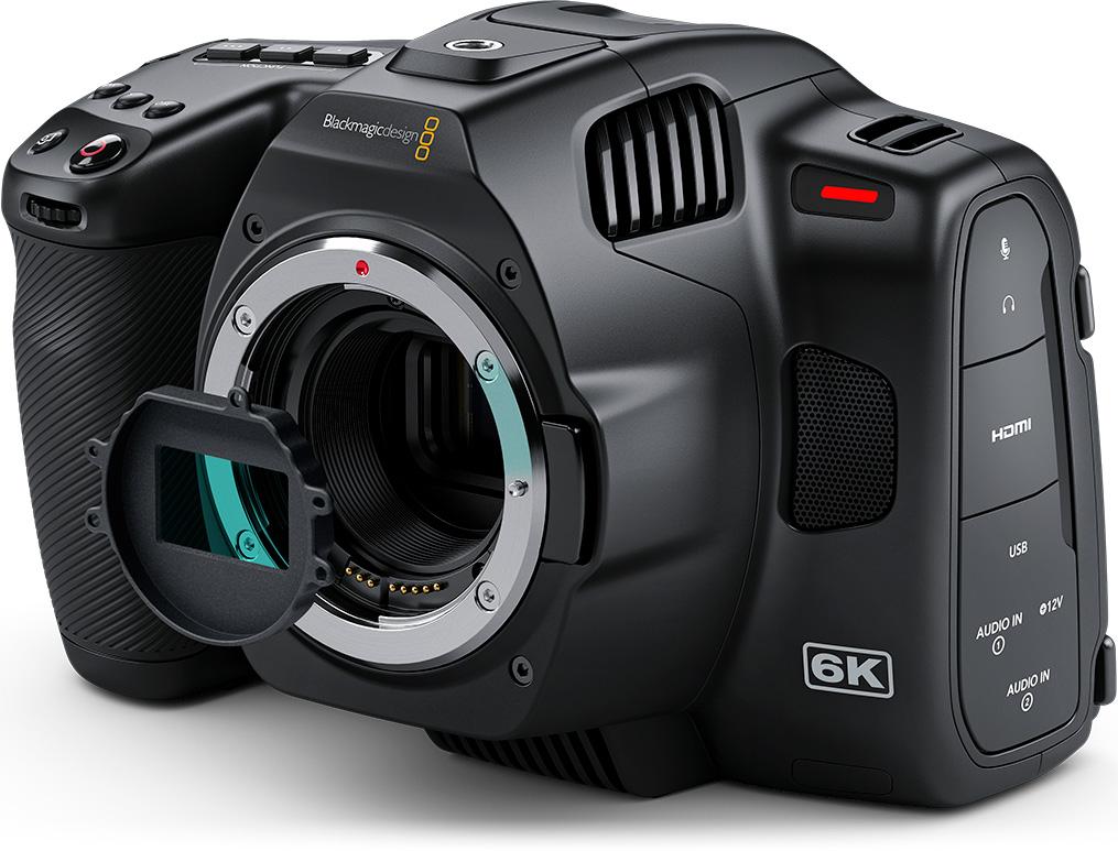 Rawlite OLPF Blackmagic Pocket Cinema Camera 6K Pro