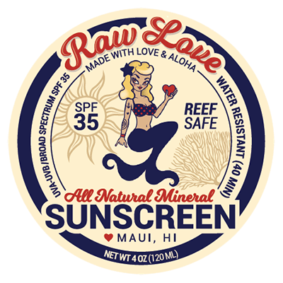 4 oz mineral reef safe sunscreen