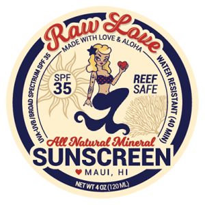 4 oz mineral reef safe sunscreen