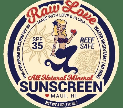 natural mineral sunscreen