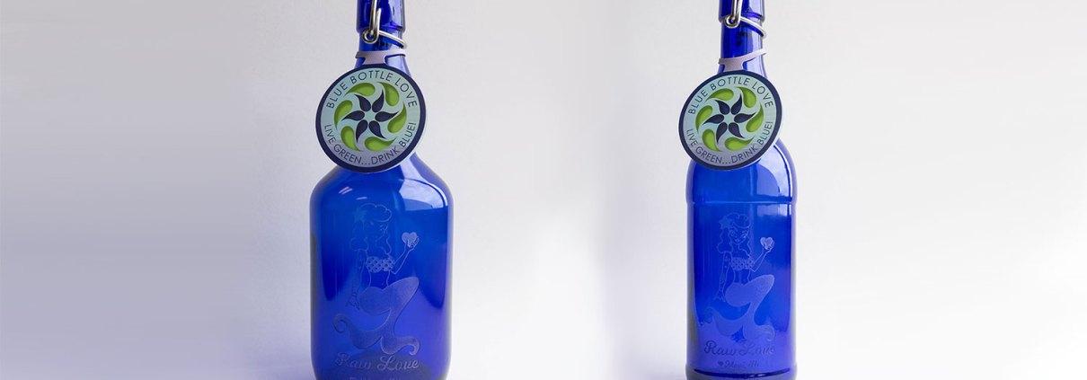 mermaid bottles