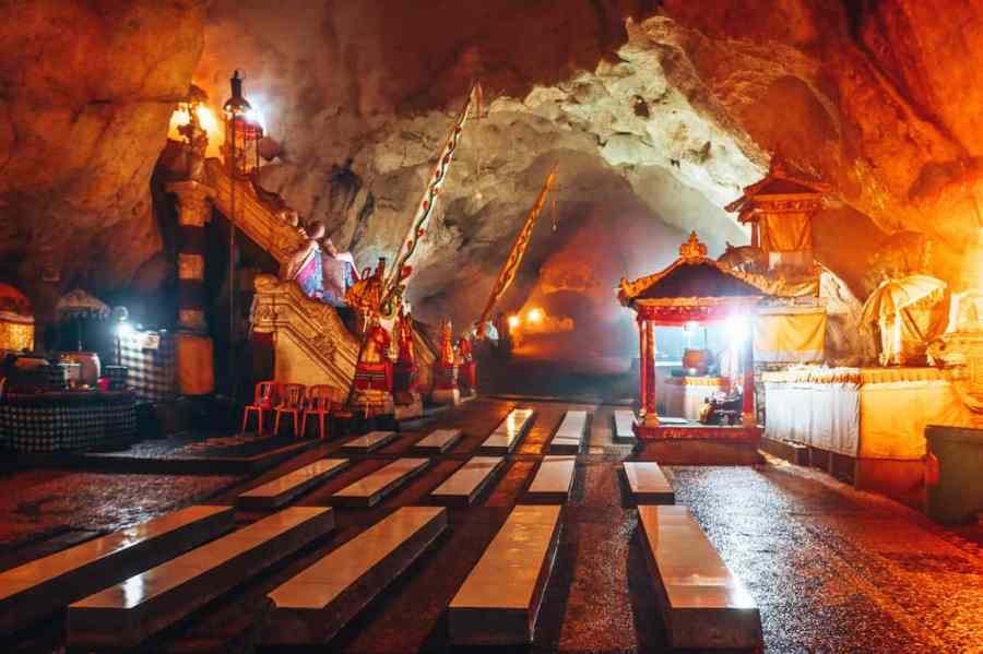 Goa Giri Putri Cave