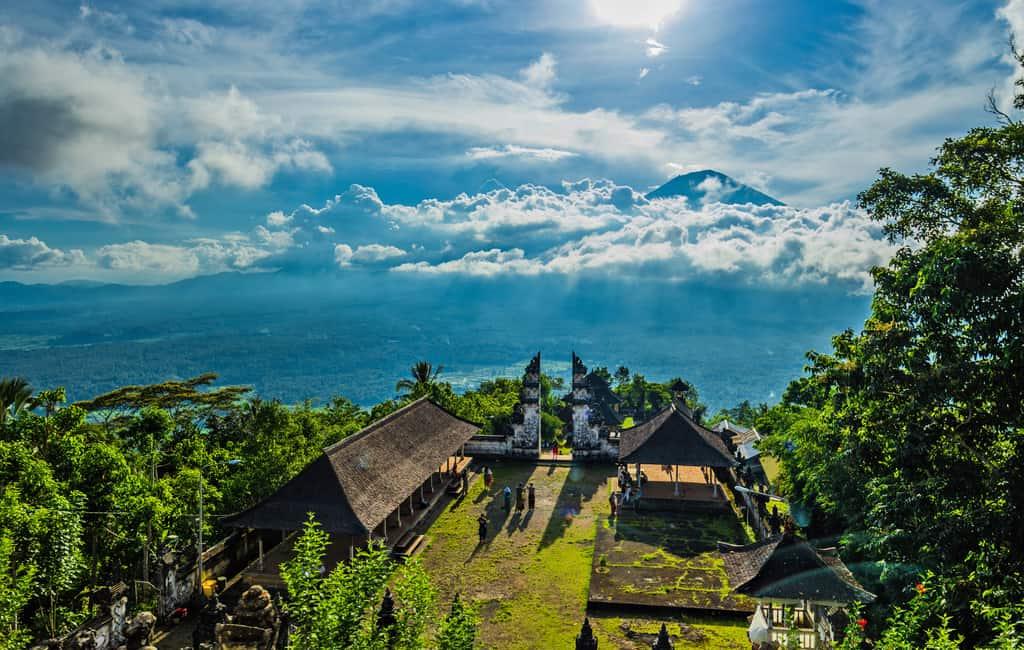 pura lempuyang balilempuyang temple gate of heaven