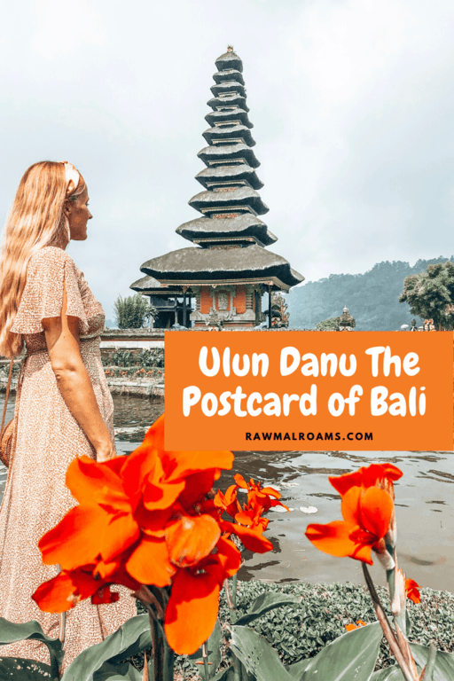 Everything you need to know about this picturesque, floating over Lake Baratan temple in Bali #ulundanubaratan #balitemple #balitravel #baliinstagram