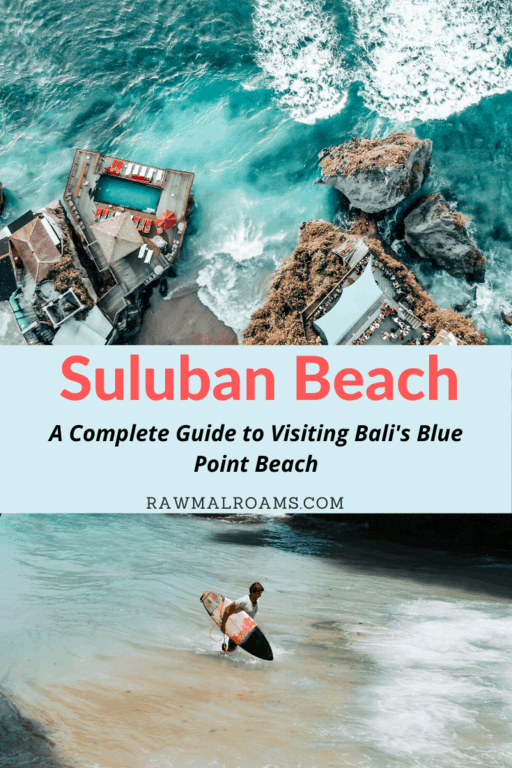This comprehensive guide is packed with tips and recommendations on visiting the epic Suluban Beach Bali. Check it out! #sulubanbeachbali #bluepointbeachbali #balibeach #sulubancavebeach #indonesia #uluwatubeach