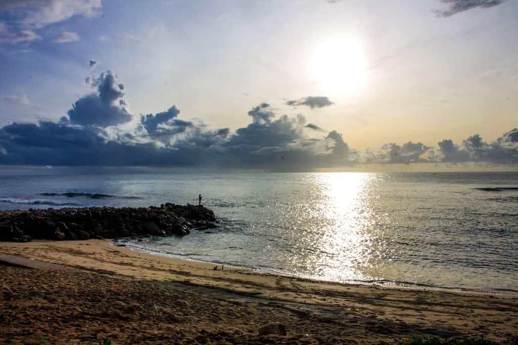 sawangan beach nusa dua bali