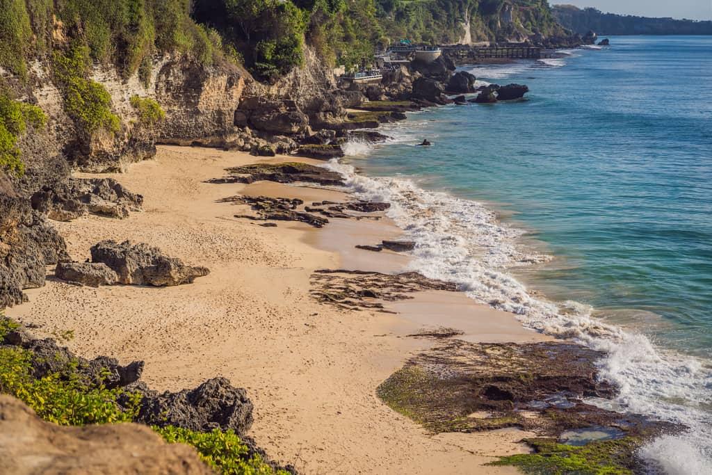Tegal Wangi Beach uluwatu jimbaran