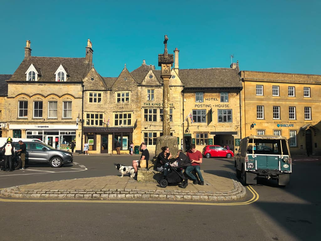 Stow-on-the-Wod, beautiful villages in cotswolds