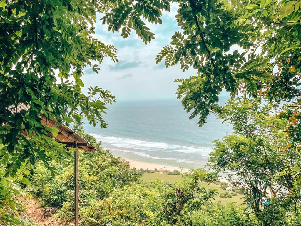 Views of Nyang Nyang Beach