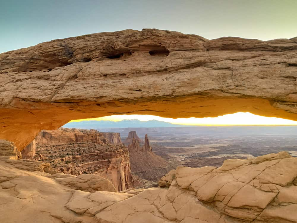 Canyonlands National Park, most beautiful places on the west coast