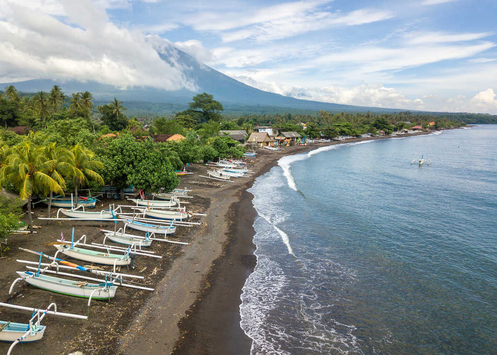 amed, bali indonesia hotels and best areas