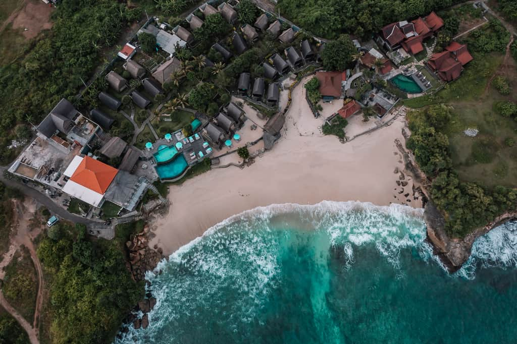 Where to stay in Nusa Lembongan