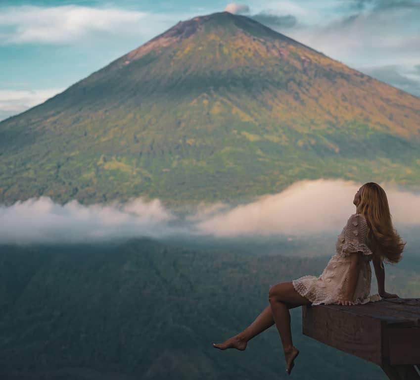 Lahangan Sweet, Bali – Epic Mt Agung Viewpoint