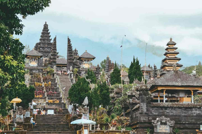 Besakih Temple, East Bali, Sidemen