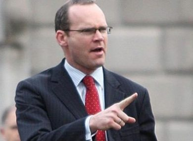 Simon Coveney Raw Milk