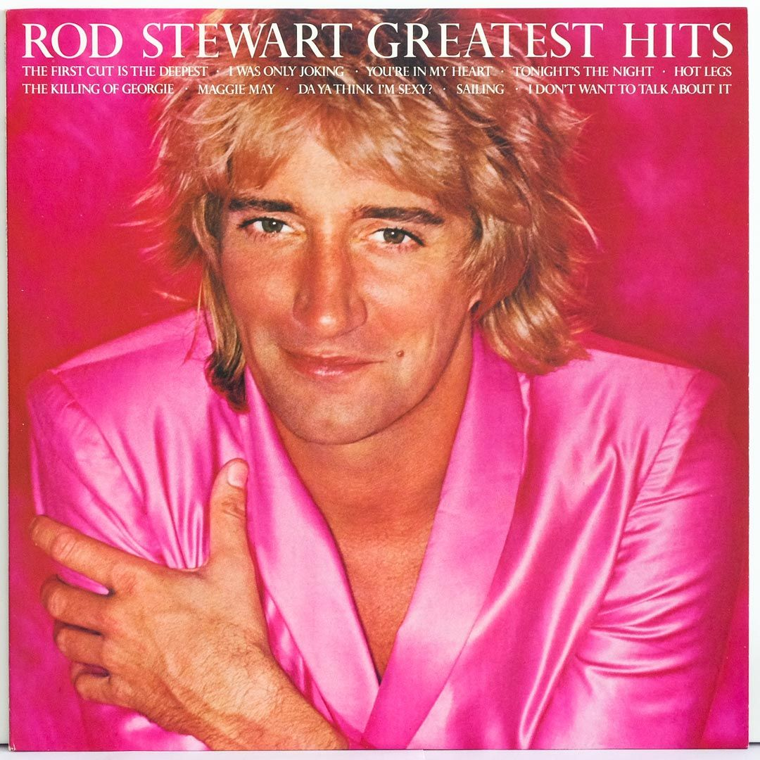 Rod Stewart - Greatest Hits - Raw Music Store