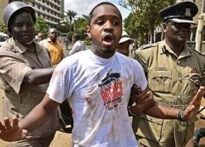Of Boniface Mwangi And Kenyan Activists