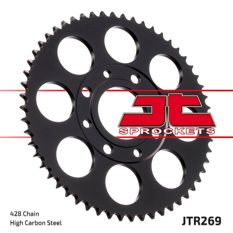 JT Sprockets JTR827.42 42T Steel Rear Sprocket