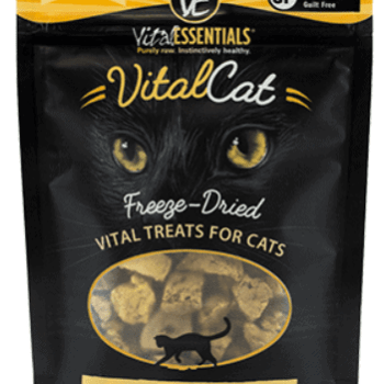 Vital Essentials Cat Freeze Dried Duck Liver