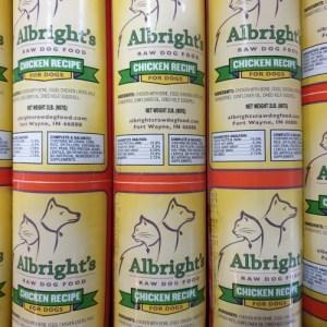 Albright's Chicken