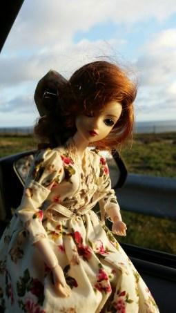 Sarafina's adventure in Calsbad