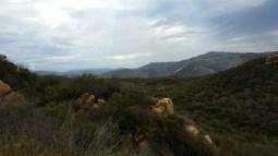 Daley Ranch trail