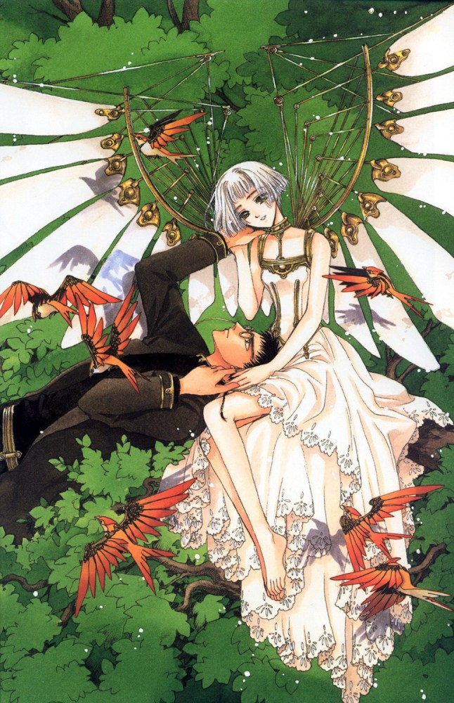 Manga Monday: Clover by CLAMP