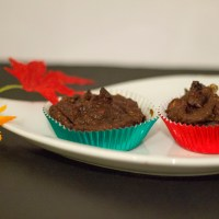 Sugar- and Flourfree Muffins with a Green Ingedrient