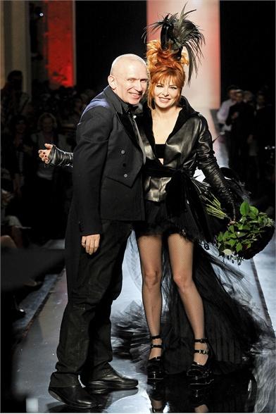 Jean Paul Gaultier Fall 2011 Haute Couture Show