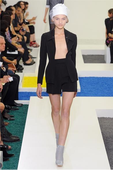 Jil Sander Spring 2012 Milan Fashion Show