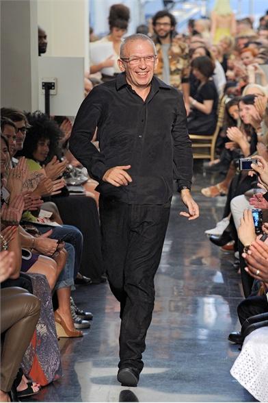 Jean Paul Gaultier Spring 2012 Paris Fashion Show