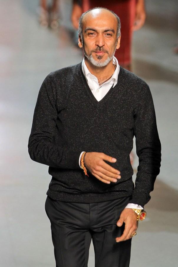 Paco Rabanne Spring 2012 Paris Fashion Show