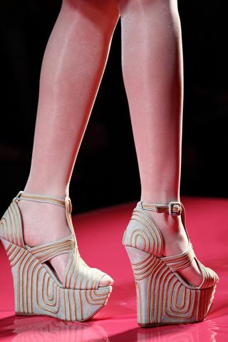 Jean Paul Gaultier Spring 2012 Haute Couture Show