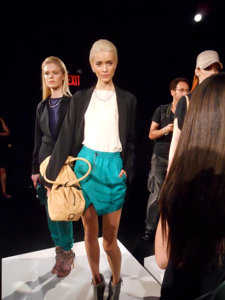 Monika Chiang Spring 2013 New York Fashion Week Show